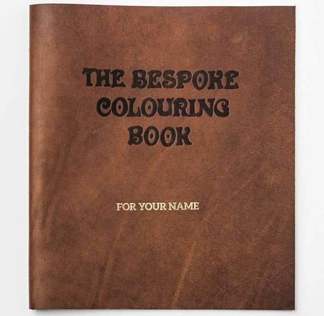 Buku Mewarnai Orang Dewasa Ini Dibanderol 400 Juta Rupiah! Ternyata Ini yang Membuatnya Istimewa...