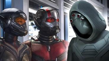 《蟻人與黃蜂女》神秘反派角色大解密,原來是個「她」!