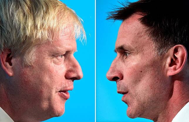 Boris vs Hunt: China and Donald Trump loom large in contest for UK's next PM