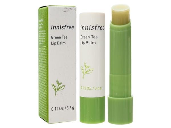 韓國 Innisfree~綠茶護唇膏(3.6g)【D278056】,還有更多的日韓美妝、海外保養品、零食都在小三美日,現在購買立即出貨給您。