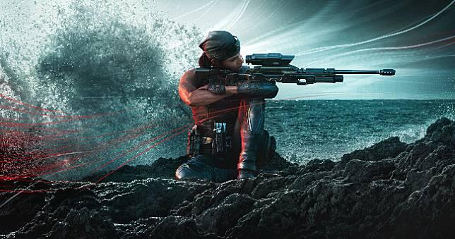 一槍一穿三,《虹彩六號》新幹員帶超猛狙擊槍亮相