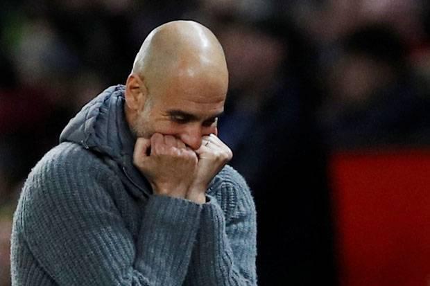 Digusur Liverpool, Pep Guardiola Ucapkan Terima Kasih