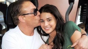 「劈腿大叔」尚克勞德范達美 女兒高顏值更傳承父親一身好功夫!
