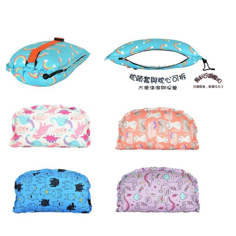 野放枕頭進階版(可固定小枕)侏儸紀/紫恐龍/眼罩貓/彩虹/外星人 多款可選一個$690說起我們這顆進階版的枕頭…小編只有速西還是速西來形容它了因為這款枕頭它織帶設計:讓枕頭可以任意固定在你覺得最舒服的