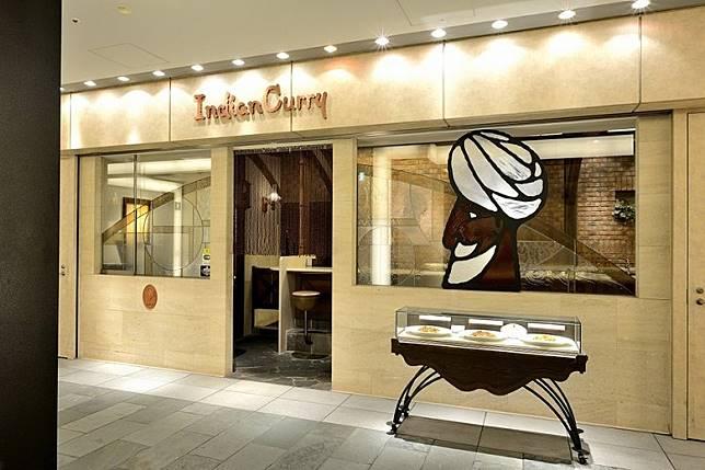 來自大阪的Indian Curry,在東京大樓TOKIA開設了東京分店。(互聯網)