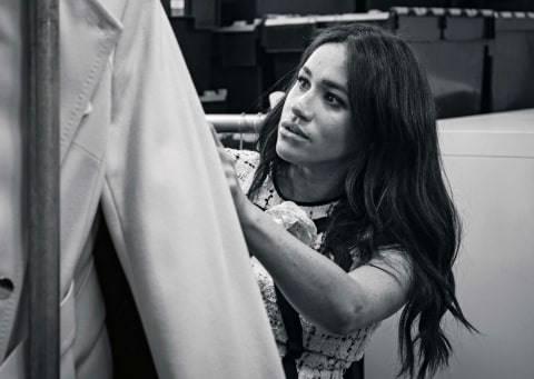Kontroversi Majalah Vogue Inggris yang Disunting oleh Meghan Markle