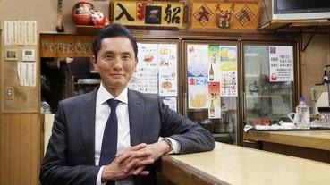 東京電視台派松重豊對抗紅白