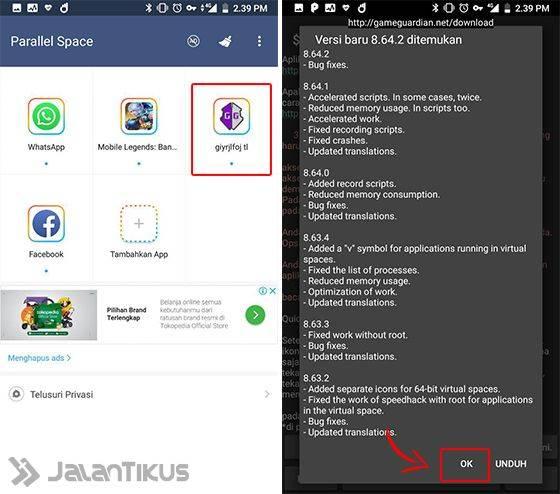 Cara Menggunakan Game Guardian Tanpa Root di Android Terbaru