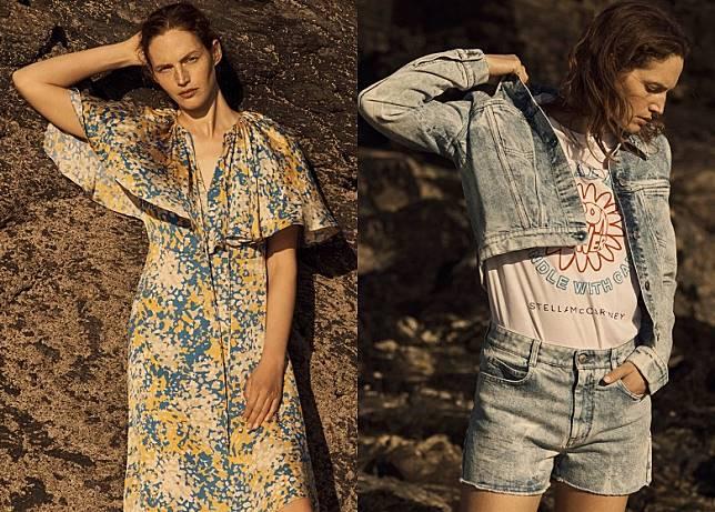 NET SUSTAIN網羅26個品牌共500件產品,當中又點少得一向以良心時尚見稱的Stella McCartney?(互聯網)