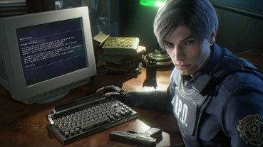 這才叫電競鍵盤,惡靈古堡打字機附色帶「只」賣你新台幣21,000元