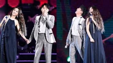 田馥甄和青峰同台飆唱 27 首經典歌曲 網友驚豔:現場收音竟還可以唱得這麼穩!