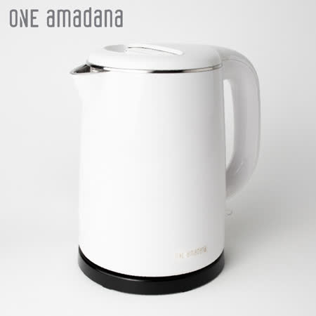ONE amadana 1.0L 雙層隔熱快煮壺