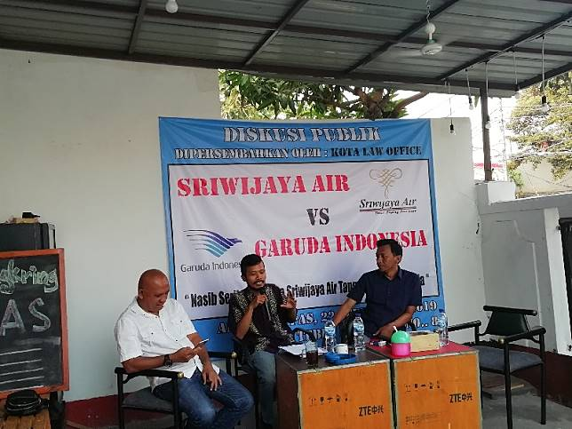 Serikat Pekerja Sriwijaya Air sesalkan pergantian direksi