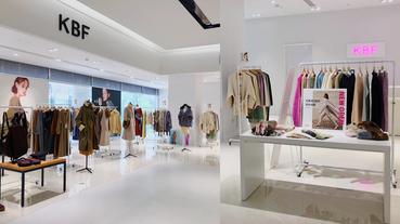 日本女裝品牌 KBF 首次在台開設快閃店!限時優惠中關注日系簡約穿搭的你一定要逛
