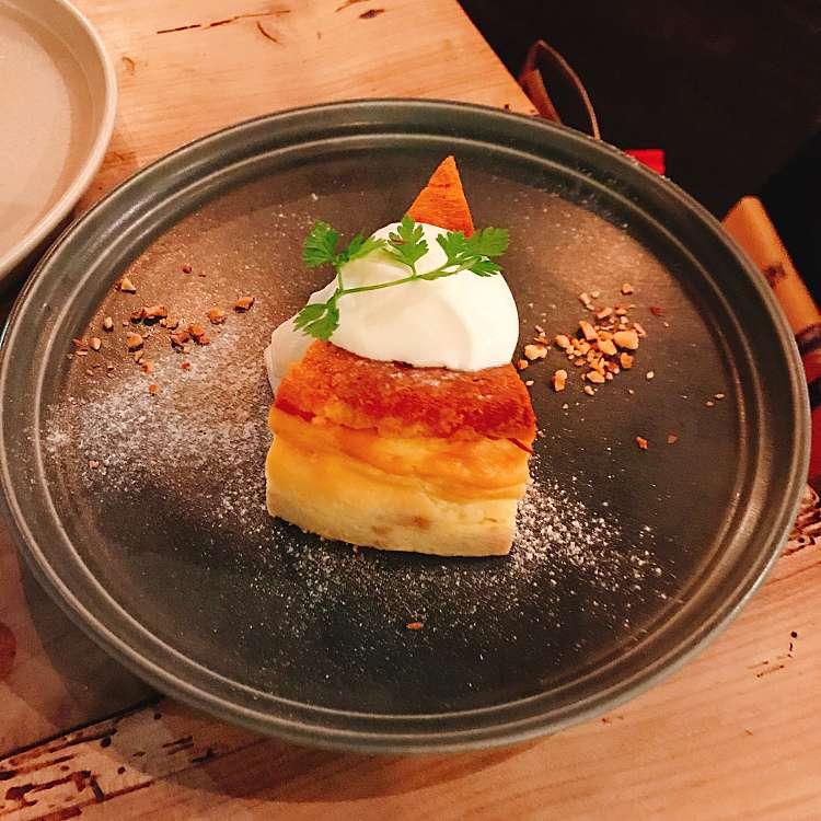 ユーザーが投稿した本日のチーズケーキの写真 - 実際訪問したユーザーが直接撮影して投稿した新宿カフェcoto cafeの写真