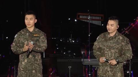 Taeyang Dan Daesung Bigbang Resmi Bebas Wajib Militer