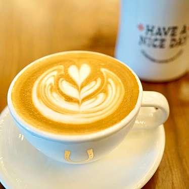 スタンプタウン コーヒー ロースターズのundefinedに実際訪問訪問したユーザーunknownさんが新しく投稿した新着口コミの写真