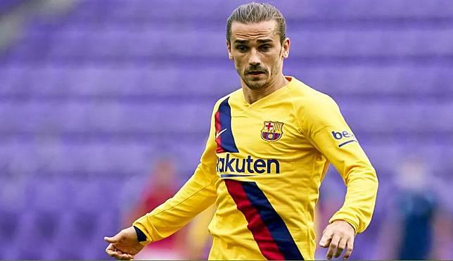 Striker Barcelona, Antoine Griezmann (Foto: Barca Blaugranes)
