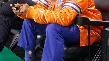 """新聞分享 / Cole Haan LunarGrand """"Knicks""""for Spike Lee by Revive Customs"""