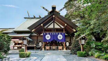 【東京自由行】東京大神宮情侶必訪的戀愛神社!鈴蘭繪馬祝福你的戀情開花結果