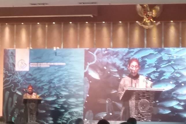 Menteri Susi tekankan kewaspadaan illegal fishing kepada dunia