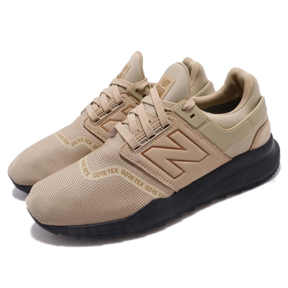 休閒慢跑鞋品牌:NEW BALANCE型號:MS247GTWD品名:MS247GTW D配色:黃褐色,黑色