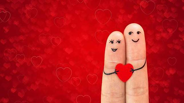 Ilustrasi cinta. (Shutterstock)