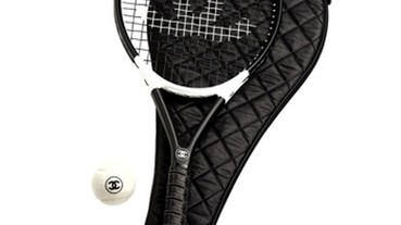 Chanel 香奈兒經典菱格網球套組
