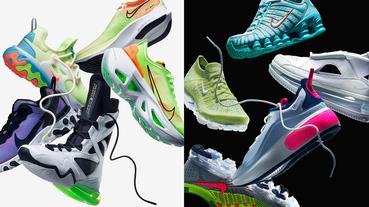 官方新聞 / 就像女孩一樣 Nike Women 系列新鞋款每雙都獨特