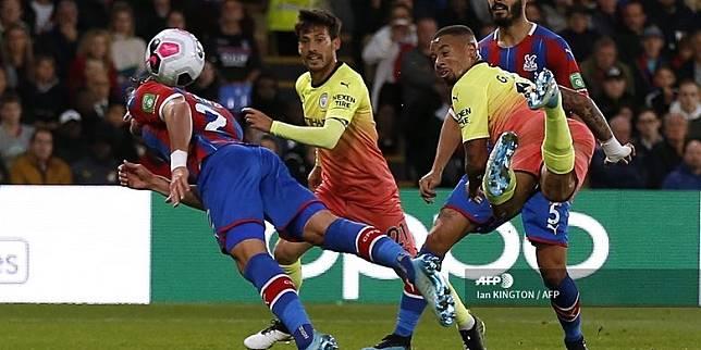 Gol Ke-50 Gabriel Jesus Warnai Kemenangan City