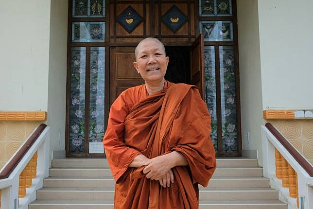 Thailand's rebel female Buddhist monk on fighting sexism and her religion's male monopoly