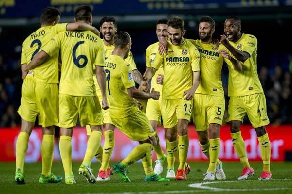 Villarreal/Twitter Villarreal