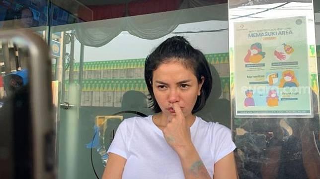 Nikita Mirzani minta Rachel Vennya dihukum [SIAPGRAK.COM/Yuliani.</p><figure class=