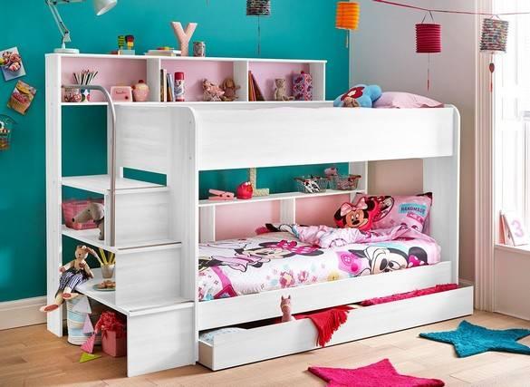 Gemas Ban 6 Desain Tempat Tidur Anak Tingkat Ini Bikin Betah di