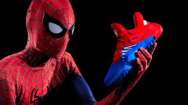 蜘蛛人的秘密武器 沒看過怎麼更認識 Donovan Mitchell / adidas D.O.N. Issue #1