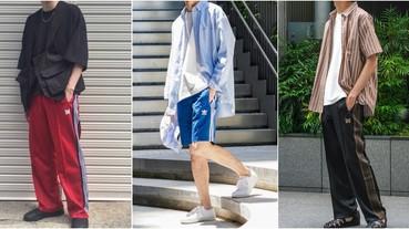 擺脫無聊的日常穿搭!造型感滿分的「運動褲穿搭」你學會了嗎?