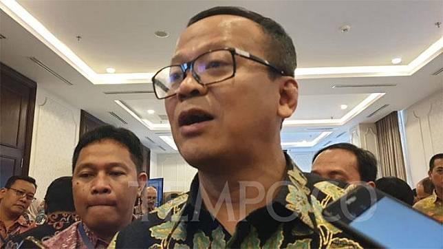 Menteri Kelautan dan Perikanan Edhy Prabowo. Tempo/Pribadi Wicaksono