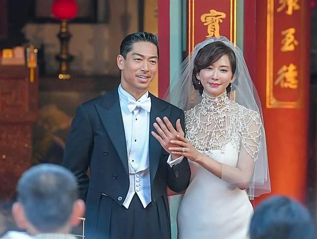 林志玲與AKIRA的世紀婚禮在前天圓滿落幕。(圖/本報系資料照片/盧禕祺攝)