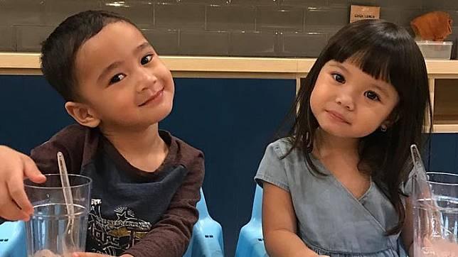 'Masuk Pak Eko' Viral di Medsos, Gempi dan Rafatar Ketularan, Sukses Bikin Netter Gemas!