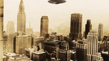 到底有沒有UFO的存在呢? 這些老照片讓我們不得不確認他們的存在....