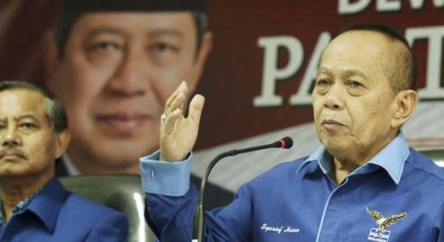 Syarief Yakin, SBY Ikhlas Jabatannya Digantikan AHY atau Ibas