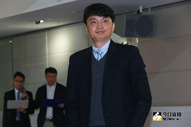 ▲中華職棒聯盟秘書長馮勝賢出席美國職棒大聯盟與中華職