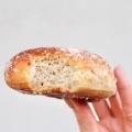 フランスパンドーナツ - 実際訪問したユーザーが直接撮影して投稿した太子堂カフェnukumukuの写真のメニュー情報