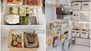 你的廚房收納欠這味?日本主婦詳解馬鈴薯、葉菜類等冰箱收納大小事