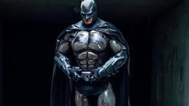 超寫實蝙蝠俠 媲美電影完成度超高的 Cosplay!