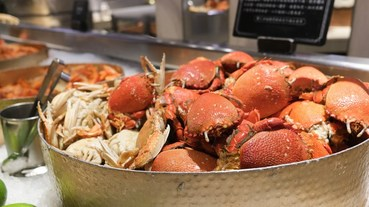 台南 Buffet 自助餐吃到飽推薦,4 間飯店級 / 連鎖式 Buffet 餐廳食記分享!