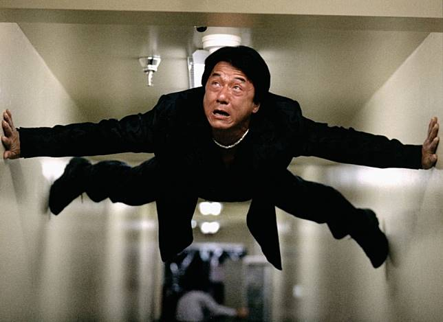 Kung fu hustle: Jackie Chan used to teach actors impossible stunts so that he could get in front of the camera
