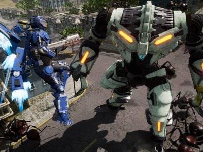 Game Earth Defense Force: Iron Rain Sudah Meluncur di Steam