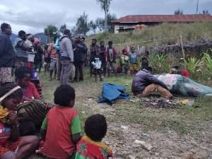 Seorang Warga Intan Jaya Ditembak dan Dimutilasi OPM