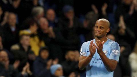 Kompany Belum Tentu Bertahan di Manchester City